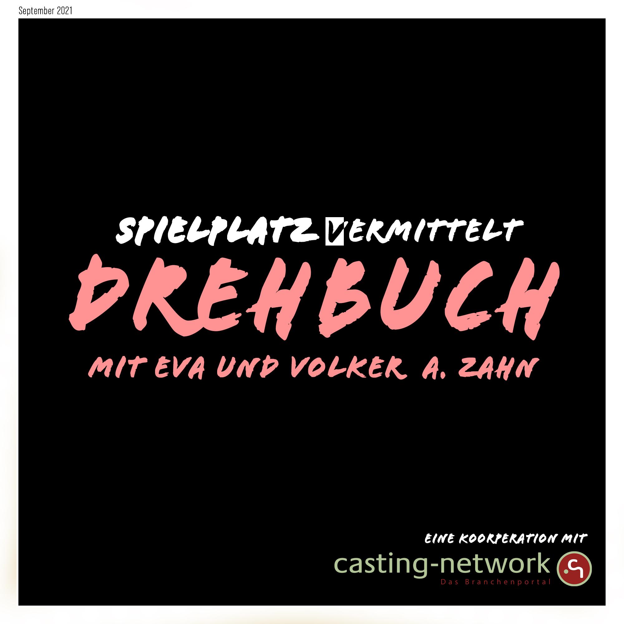 Spielplatz (v)ermittelt #7: Drehbuch mit Volker und Eva Zahn
