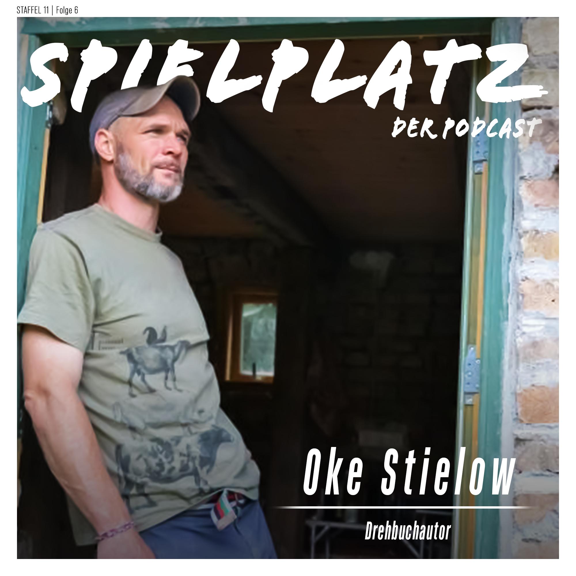 Oke Stielow - Drehbuchautor