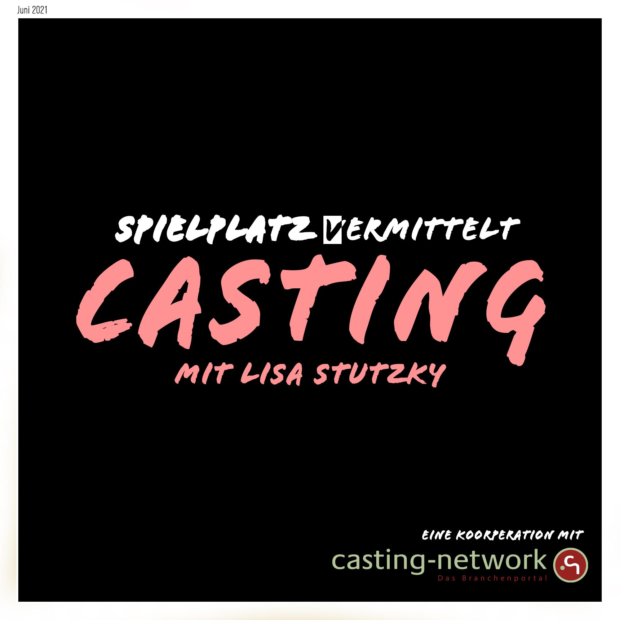 Spielplatz (v)ermittelt #4 : Casting mit Lisa Stutzky